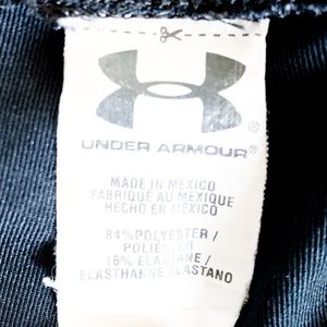 Under Armour Shorts - Under Armour S Black Athletic Short